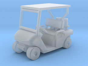 TT/1:120 Golf cart in Frosted Ultra Detail
