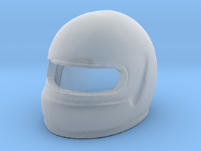 1/20 F1 Helmet in Smooth Fine Detail Plastic
