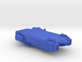 1/4000 Space Armaments Rigged-up Moving Deck - ARM in Blue Processed Versatile Plastic