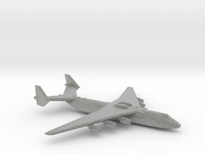 An-225 Mriya [Antonov] in Metallic Plastic: Small