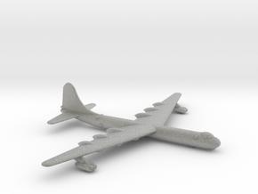 B-36 Peacemaker Strategic Bomber [Convair] in Metallic Plastic: Small