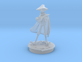 Roland the bard in Smooth Fine Detail Plastic