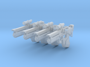 Mida Multitool (1:18 Scale) 4 Pack in Frosted Ultra Detail