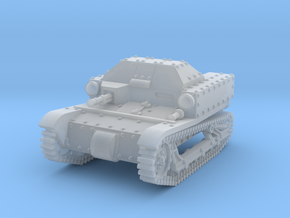 T27a Tankette (1:144) in Smooth Fine Detail Plastic