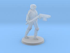 Light Trooper Ginger in Smooth Fine Detail Plastic