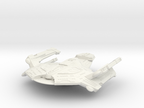 Saber class Refit  C in White Natural Versatile Plastic