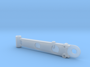 Lower Control Arm Assembly - Left in Smooth Fine Detail Plastic