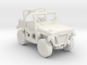 M1163 prime mover  1:285 scale in White Strong & Flexible
