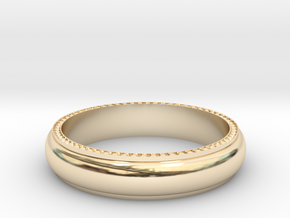 Your Family Heirloom in 14K Gold