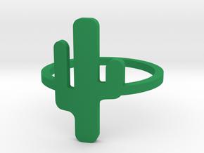 CACTUS S48 FRENCH in Green Processed Versatile Plastic