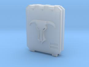 "Minotaurs ""Metal Box APC"" Door #1 Lite in Smooth Fine Detail Plastic"