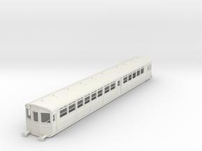 o-100-gwr-diag-u-trailer-coach1 in White Natural Versatile Plastic