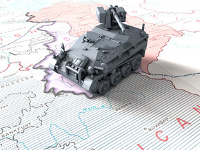 1/285 (6mm) German Wiesel 1 TOW AFV in Smoothest Fine Detail Plastic
