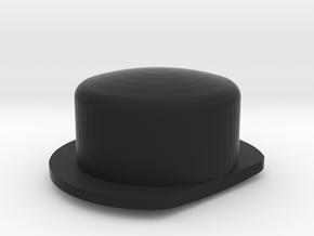Mini Squonker Button LoPro in Black Natural Versatile Plastic