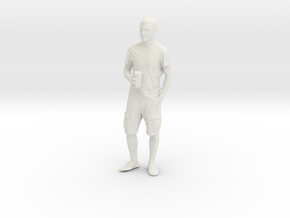 Printle T Homme 092 - 1/20 - wob in White Natural Versatile Plastic