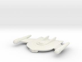 3788 Scale Romulan Falcon Mauler MGL in White Natural Versatile Plastic