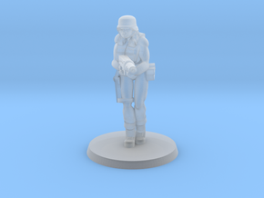 PDF Flame Trooper in Smooth Fine Detail Plastic