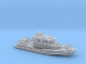 USCG Response Boat (Medium) in Smooth Fine Detail Plastic: 1:148