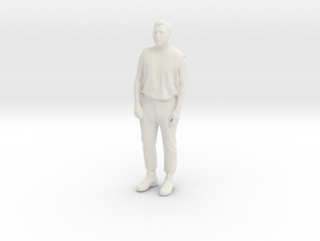 Printle C Homme 1015 - 1/35 - wob in White Natural Versatile Plastic