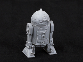 R2D2 Astromech Droid 1/24 Scale in Frosted Ultra Detail