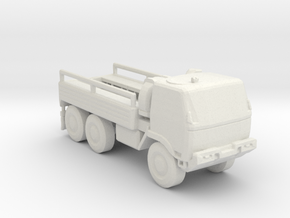 M1083 Cargo 1:285 scale in White Natural Versatile Plastic
