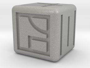 kanji dice in Aluminum