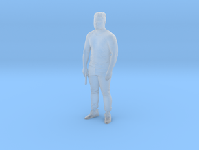 Printle C Homme 424 - 1/76 - wob in Smooth Fine Detail Plastic