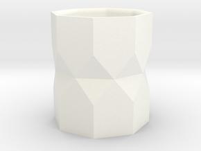 PRINTSTRUMENT10 in White Processed Versatile Plastic
