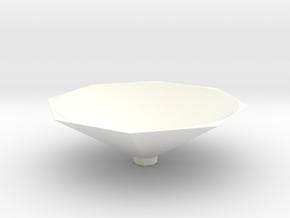 PRINTSTRUMENT21 in White Processed Versatile Plastic