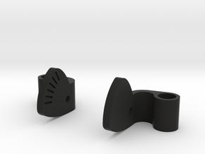 RunCam Swift Micro Mount for 40mm apart standoffs in Black Natural Versatile Plastic