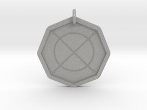 Seal of Jupiter in Aluminum