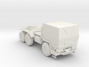 M1088 Up Armored Tractor 1:285 scale in White Strong & Flexible