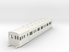 o-100-secr-railmotor-brake-push-pull-coach-2 in White Natural Versatile Plastic