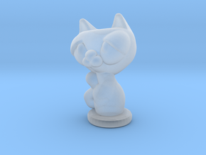 kitty in Smooth Fine Detail Plastic