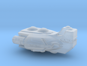 "Space Frigate ""Barnstaple"" (OEM Class) in Smooth Fine Detail Plastic"