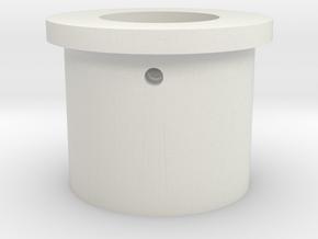 "Neopixel Blade Plug 7/8"" in White Natural Versatile Plastic"