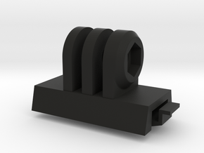 GoPro ACH-ARC Mount Adapter (Side Tilting) in Black Strong & Flexible