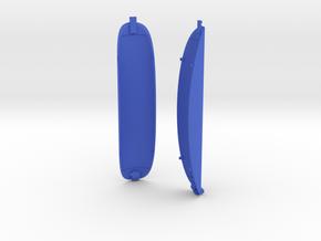 SwedishVaper PotBelly 2S 18650 / 20700 PWM Battery in Blue Processed Versatile Plastic