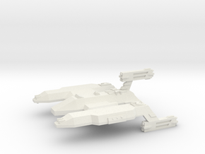 3125 Scale LDR Lion Dreadnought (DN) CVN in White Natural Versatile Plastic