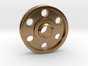1/72 USN Crane v3 Small Pulley Brass in Natural Brass