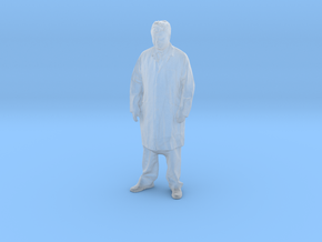 Printle T Homme 047 - 1/76 - wob in Smooth Fine Detail Plastic