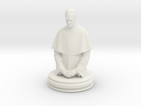 game of thrones bishop in White Natural Versatile Plastic