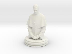game of thrones bishop in White Natural Versatile Plastic