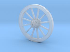 W00 Wurttemberg Artillery  big_wheel in Smooth Fine Detail Plastic