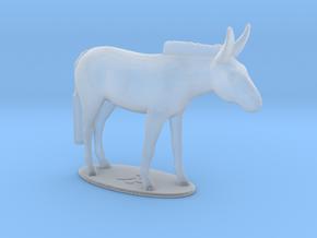Mule in Smooth Fine Detail Plastic: 1:160 - N