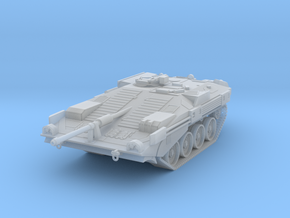 MV17B Strv 103B w/Dozer Blade (1/100) in Smooth Fine Detail Plastic