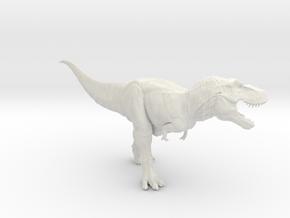 Tyrannosaurus Rex 1/40 DeCoster WSF in White Natural Versatile Plastic