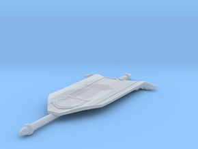 Blank Banner V6- Banner 02 mk4 in Smooth Fine Detail Plastic