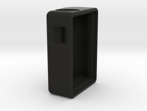 SQRD Body in Black Natural Versatile Plastic