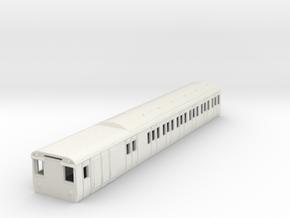 o-87-lms-altr-emu-motor-coach-1 in White Natural Versatile Plastic
